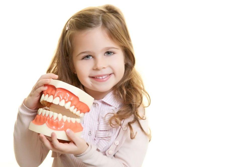 гигиена полости рта для детей