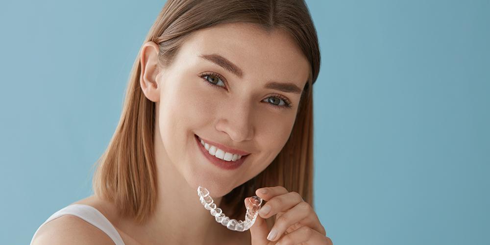 Исправление прикуса зубов элайнерами